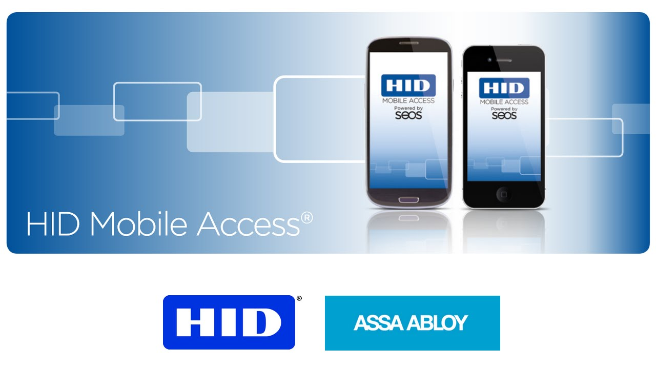 HID Mobile Access ISO 27001